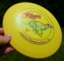 New OOP Circle Stamp Whippet Innova Patent # CAL Champion Disc Golf Disk 174g