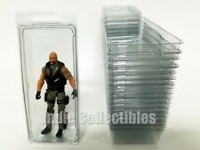 GI JOE BLISTER CASE LOT OF 20 Action Figure Display Protective Clamshell LARGE