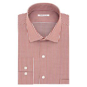 Van Heusen Big & Tall Dress Shirt Mens Flex Collar Button Front Long Sleeves