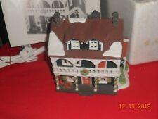 "Department 56 New England Village- Heritage Village "" Captain'S Cottage"""