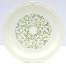 Vintage Retro 1970s Hornsea Pottery Fleur Salad Plate