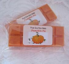 ⭐Highly fragranced soy wax melt snap bar⭐Pumpkin Pie⭐ 10 chunk 50g pack