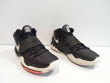 New listing Nike Kyrie 6 Jet Black Men's Shoes Size 13 Basketball Athletic BQ4630-001