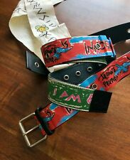"Vivienne Westwood ""I am expensive"" belt from Japan. Extremely rare find"