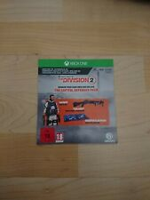 Division 2 Capitol Defender Pack DLC ONLY NO BASE GAME XBOX ONE ONLY