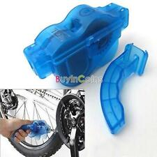 Bike Bicycle 3d Chain Cleaner Machine Brushes Scrubber Quick Clean Tool