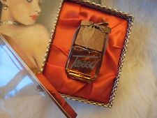 Vintage Tweed Parfum Beautiful Gift Case Box!