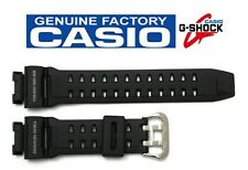 CASIO G-Shock GW-9200-1V 16mm Original Black Rubber Watch BAND Strap G-9200
