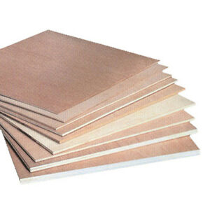 Light Lite Plywood Sheets Aviation Quality 2mm 3mm 6mm 300mm x 300mm Select size
