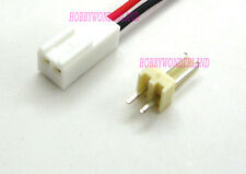 KF2510 2.54mm 2-Pin female housing Connector wire,Male PCB Header for Fan x 10