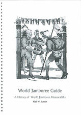 1920-2007 WORLD JAMBOREE GUIDE - Scout & Girl Guides Badge Varieties Catalogue
