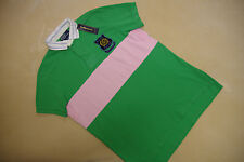 "NEW NWT $125 RALPH LAUREN POLO MENS ""CUSTOM FIT"" RUGBY SHIRT SIZE MEDIUM M"