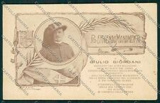 Bologna Militari cartolina QQ9178
