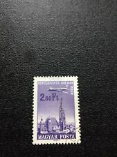 Hungary Stamps 1968 USED City And Airplanes