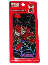 Spider-Man Bling iPhone 5 Universal Studios Japan Hard Case Marvel Comics New