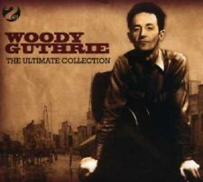 Woody Guthrie Ultimate Collection 2-CD NEW SEALED Folk This Land Is Your Land+