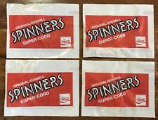 4 Packs Of 3 Coca Cola Russell YoYo Spinners Strings From Ireland, 1980's