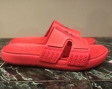 Nike Air Jordan Hydro 8 Slides Slippers Flip Flops CD2803 600 Red Men's Size 15