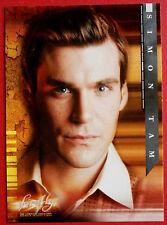 Joss Whedon's FIREFLY - Card #08 - Simon Tam - Inkworks 2006