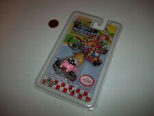 Princess Super Mario Kart Keychain,Nintendo,New,BNIB,Vintage 1994,SNES,Keyring