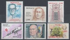 MONACO 2004/5 SINGLE ISSUES (x6) MINT (ID:481/D55244)