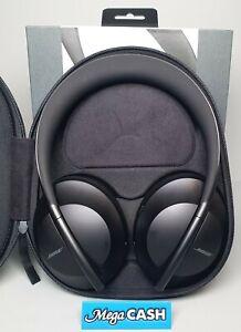 BOSE HEADPHONES 700 - Noise Cancelling Over-Ear Smart Headphones - Black