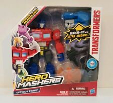 Hero Mashers Transformers Optimus Prime Mash Up With Ultra Magnus NEW