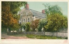 KITTERY POINT ME – Old Pepperrell Mansion – udb (pre 1908)