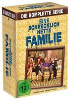 Eine schrecklich nette Familie Die komplette Serie 33x DVD NEU DEUTSCH Al Bundy
