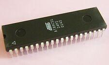 At89c51-24pi 8-bit semi with 4k octets flash, Atmel