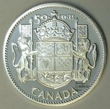 2003 Canada Silver Proof ''Special Edition Coronation'' 50 Cents