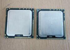 2 Xeon E5520 LGA1366 SLBFD - matched pair