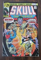 Skull the Slayer #5 (May 1976, Marvel)