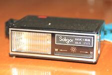 Soligor MK-8B Vintage Camera Flash JAPAN shoe mount