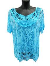 Klassische Damenblusen, - tops & -shirts im Tuniken-Stil aus Viskose