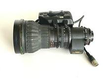 "Fujinon HA22x7.8BERM-M58 2/3"" B4 HD Internal Focus TV Zoom Lens"