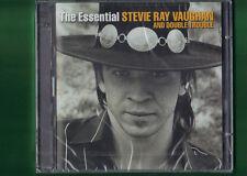 STEVIE RAY VAUGHAN - THE ESSENTIAL DOPPIO CD  NUOVO SIGILLATO