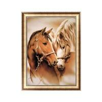 Horse DIY 5D Full Drill Diamond Painting Embroidery Cross Stitch Kit Home Decor