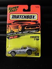 Matchbox 1996 USA - Chevy Corvette T-Top