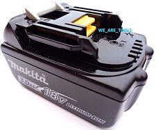 New GENUINE Makita Battery BL1830B 3.0 AH 18 Volt For Drill, Saw, Grinder 18V