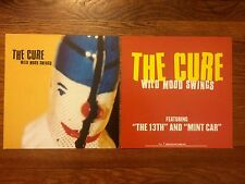 The Cure - Wild Mood Swings LP CD Record Store Display US Promo Poster Set *RARE