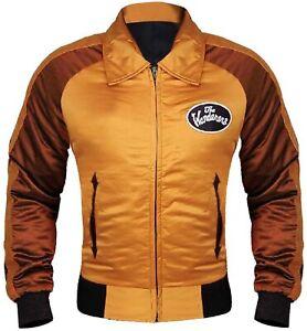 The Wanderers Movie Jacket Richie Ken Wahl Varsity High Quality Satin Jacket