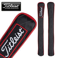 Titleist Jet Black Leather Align Stick Cover - NEW! 2021