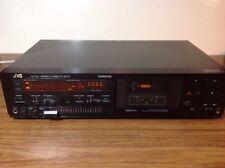 Vintage JVC KD-V6 Stereo Cassette Deck Tape Player Recorder 3 Head System Dolby