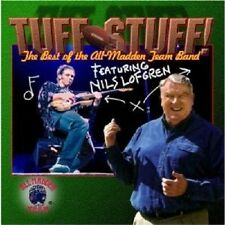 NILS LOFGREN - TUFF STUFF BEST OF ALL-MADDEN TEAM  CD POP INTERNATIONAL NEU