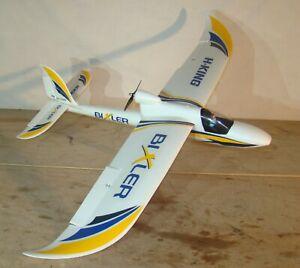 HobbyKing Bixler RTF  Radio Control Motor Glider