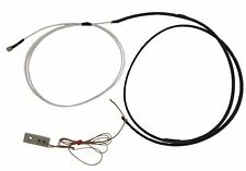 Radiowavz JP2S 2 Meter Portable J-Pole Antenna with SMA Connector and Carry Case