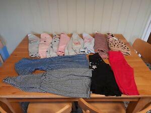 Large Girls Bundle. Size 5-6 Years. 12 Items.