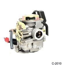 18mm Carburetor for 50cc Scooter Moped Carb for Roketa Sunl JCL Taotao Baja GY6