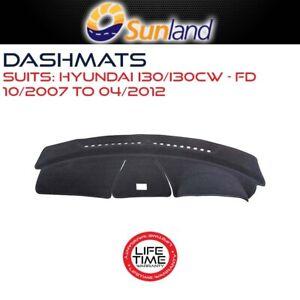 Sunland Dashmat Fits Hyundai i30/i30cw FD 10/2007 - 04/2012 For All Models